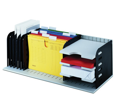 Styrorac- 8 Dividers & 3 Trays
