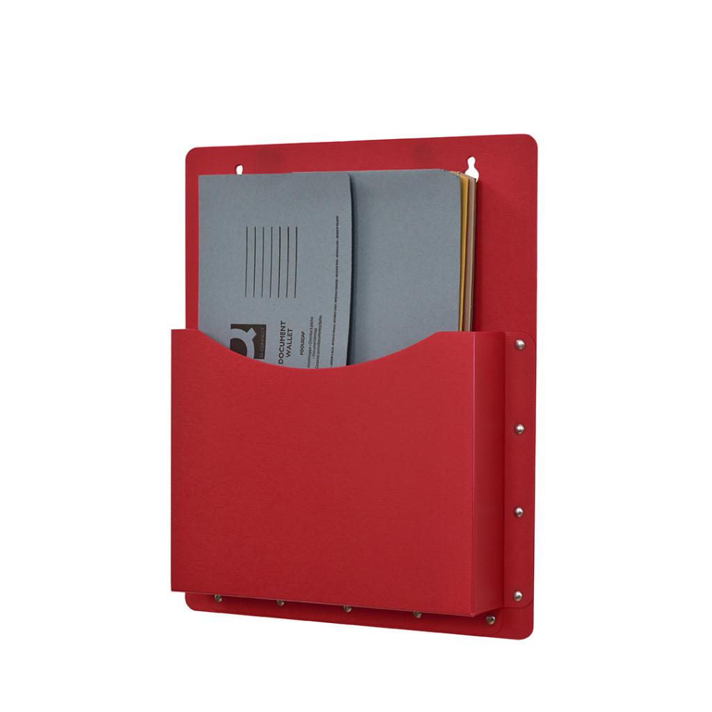 Register Filapocket – Red