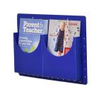 A4 Filapocket X2 Pockets – Blue