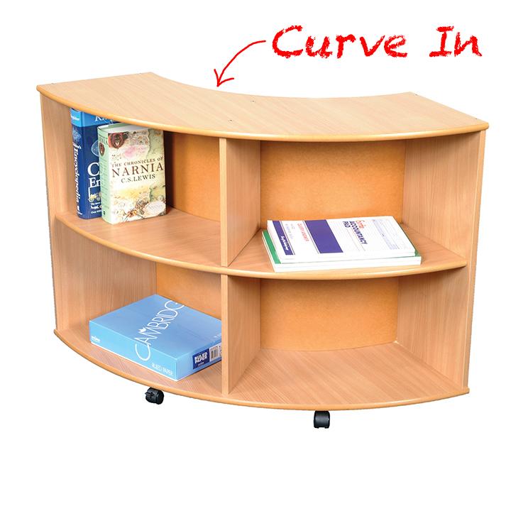 Quarter Round Unit – Curve In