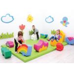 Soft Playground – Rainbow Flower