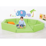 Foam Playpen Extension