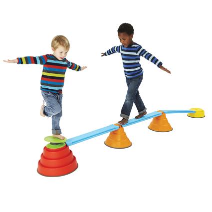 Build N' Balance Tilting Disc