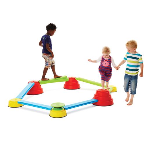 Build N' Balance Course Intermediate Set