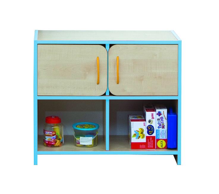 Nature Medium Storage Unit – Blue Edging