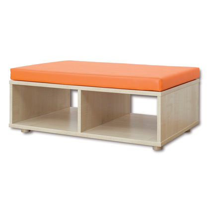 Reading Nook – Storage and Seat Unit