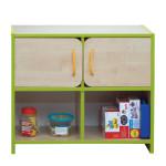 Nature Medium Storage Unit – Green Edging