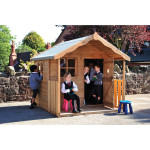 Children's Den Playhouse WITH Installation