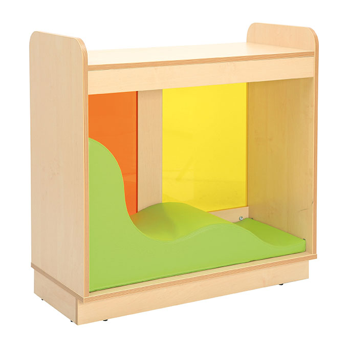 Open Relaxation Cabinet