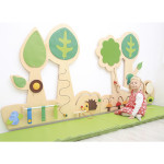 Forest Sensory Wall Set 1