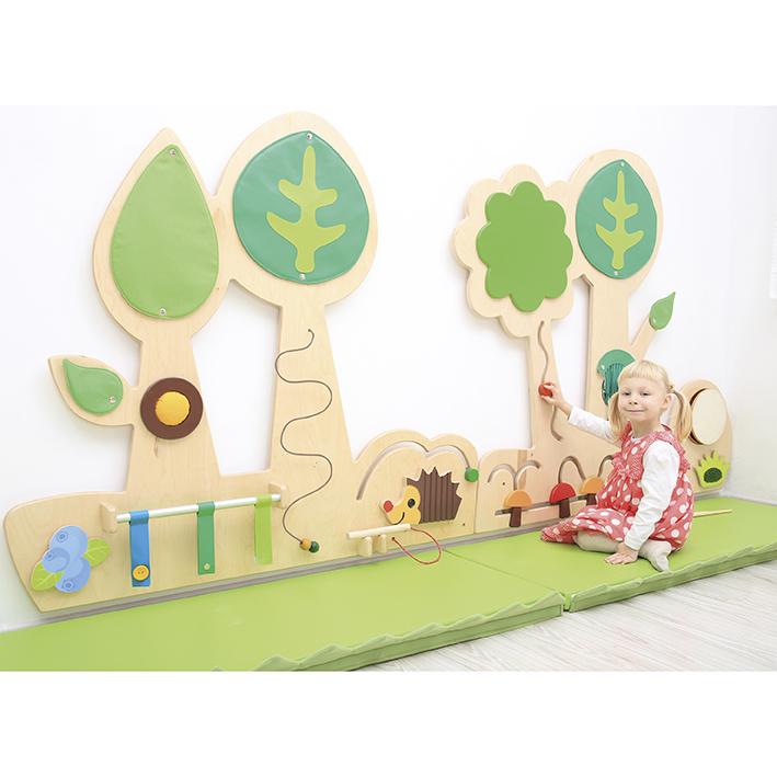 Forest Sensory Wall Set 2