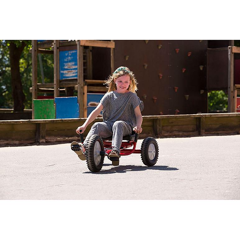 Fun Racer with Slalom Wheels