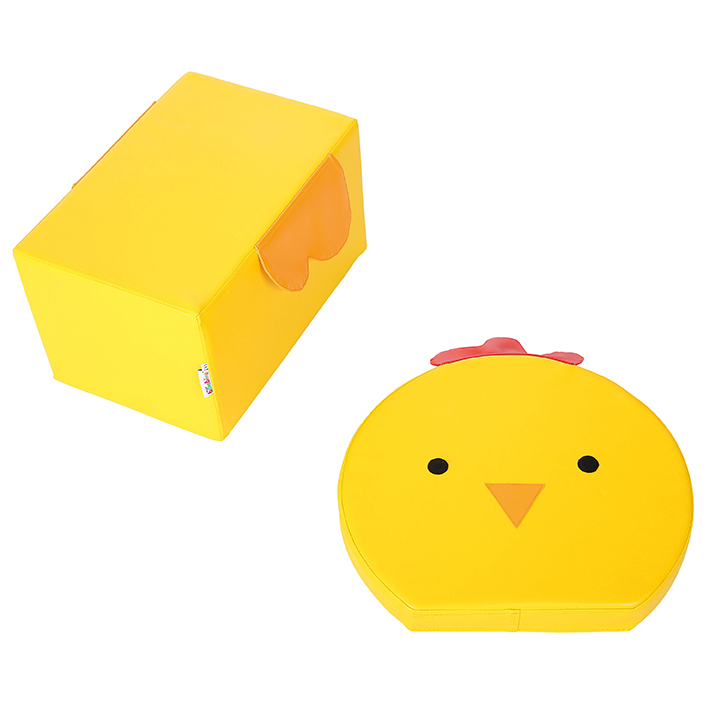 Chicken Pouffe