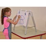 Aluminium Table Top Easel