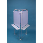 3 Sided Easel Set (with 3 Dry Wipe Boards)