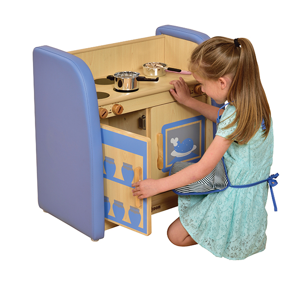 Safespace Kitchen Cooking Unit