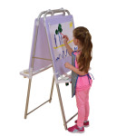 2 Sided Easel Set (with 2 Dry Wipe Boards)