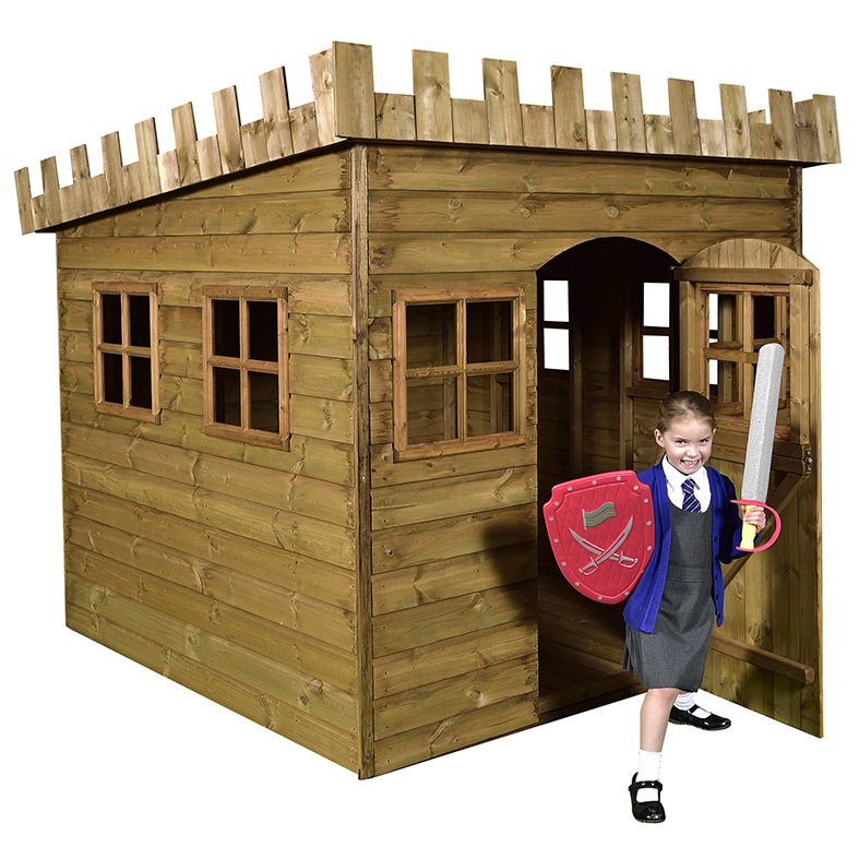 Castle Playhouse (Delivery Only)