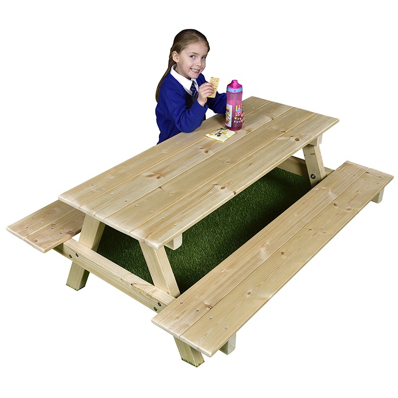Table Bench Set (Delivery Only)