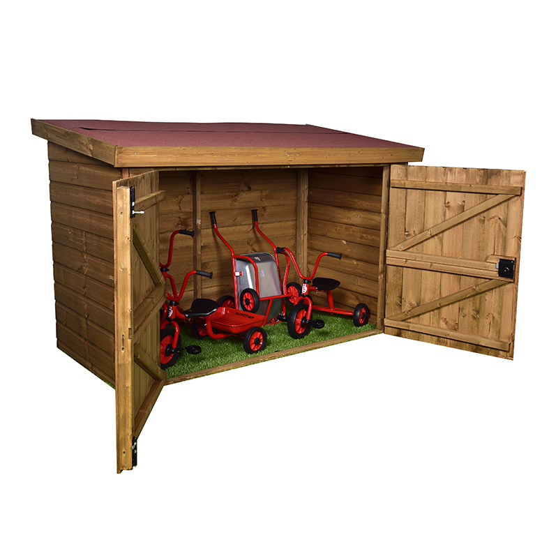 Trike Storage Shed (Delivery Only)