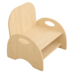 Seat and Storage Chair