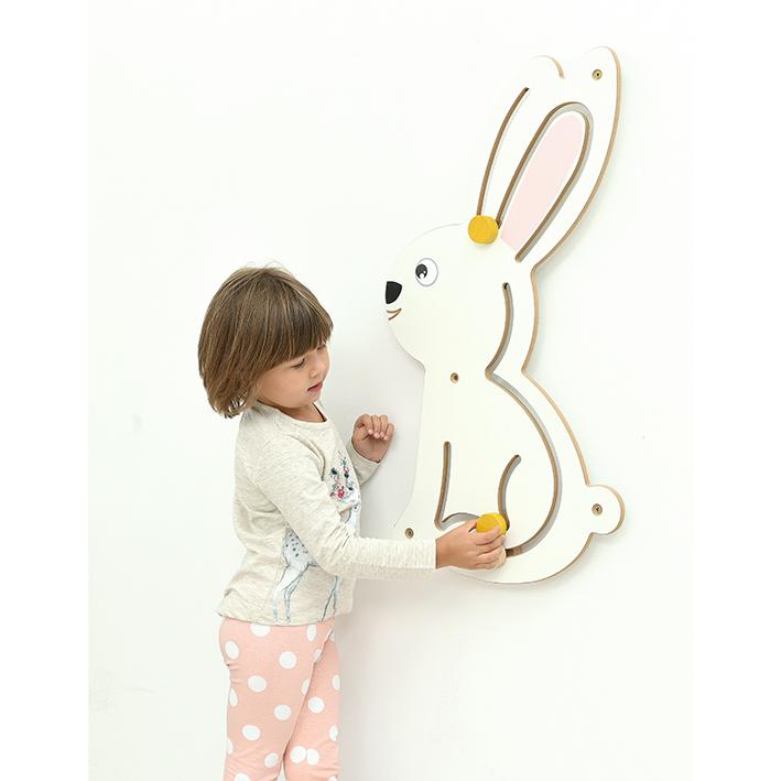 Bunny Wall Panel