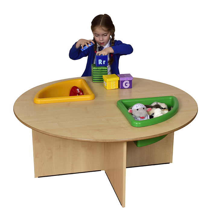 Maple Play Table