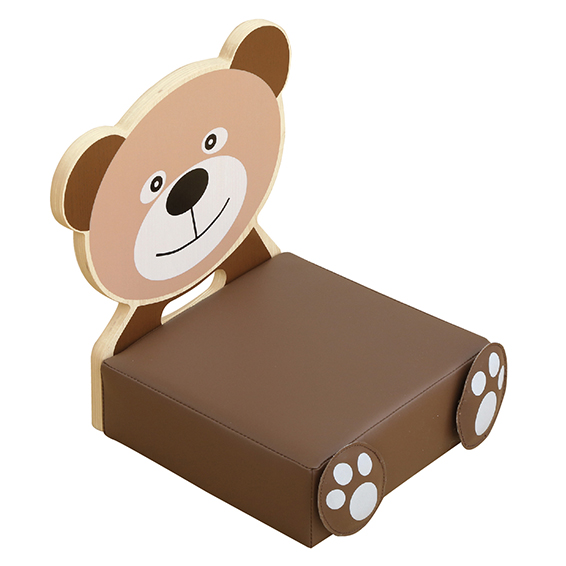 Japanese Stool –  Bear