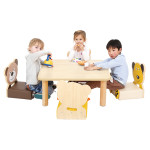Children's Low Table