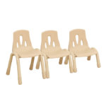 Elegant Set of Chairs 310mm (Ages 4-6)