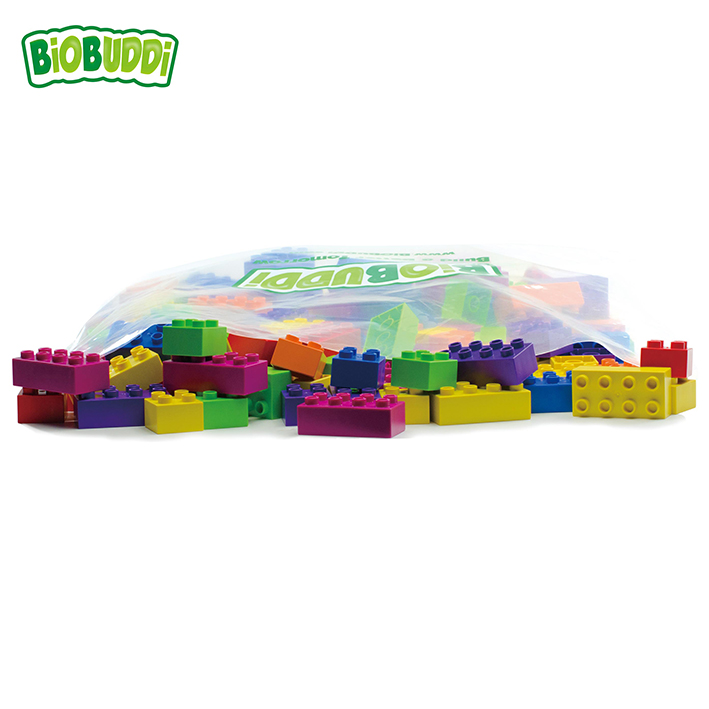 BiOBUDDI Bag Set – 150 Blocks Assortment