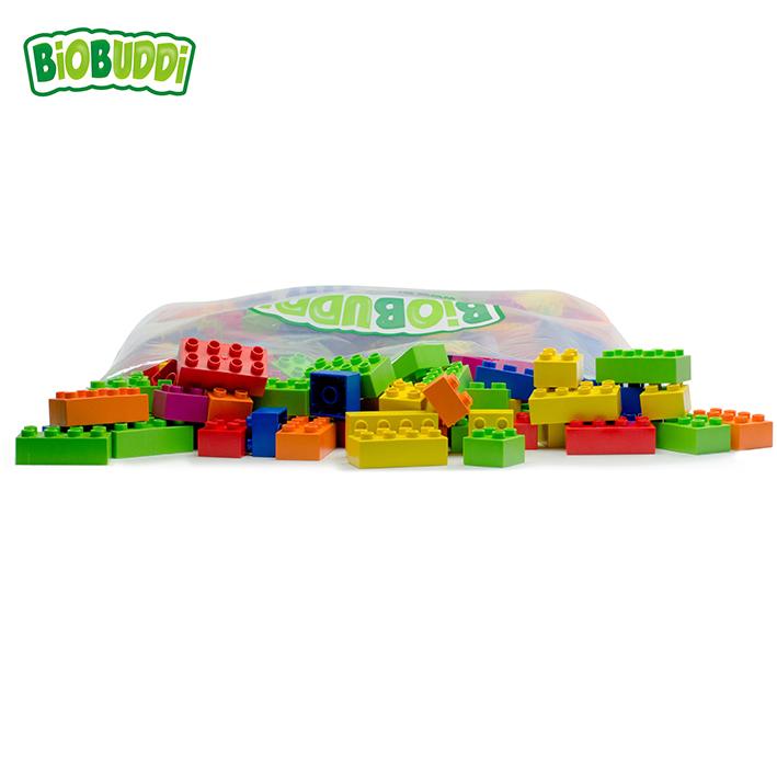 BiOBUDDI Bag Set – 250 Blocks Assortment