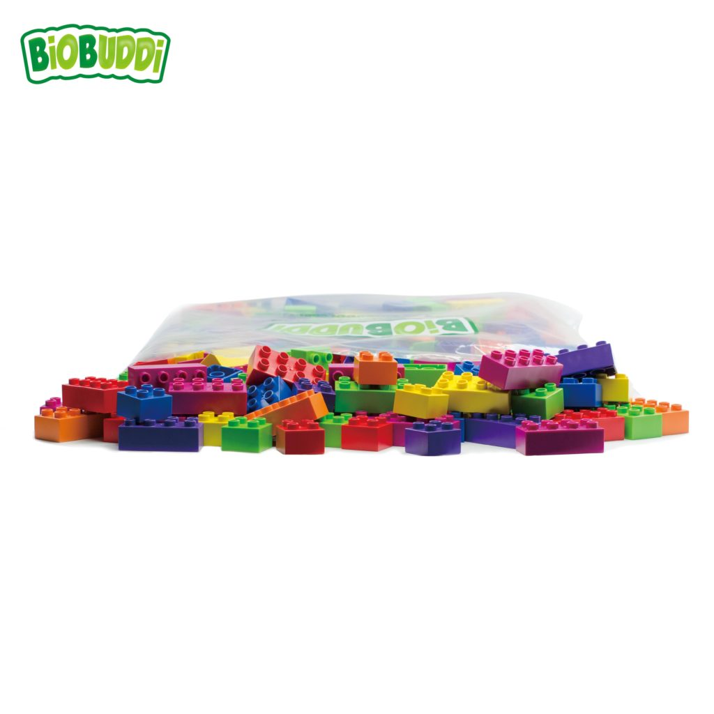 BiOBUDDi Bag Set – 500 Blocks Assortment