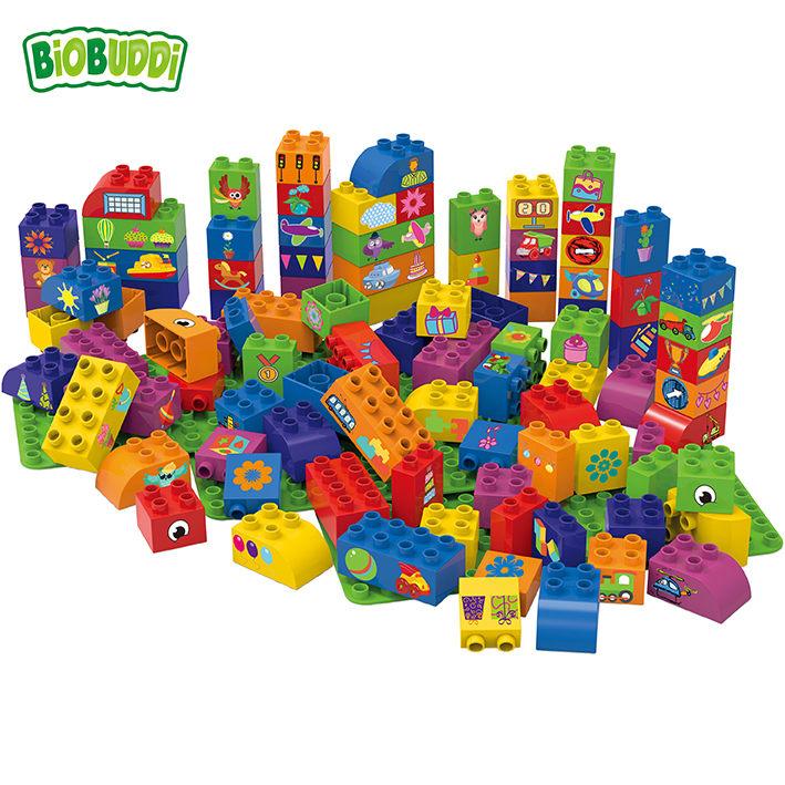 BiOBUDDi Learning to Create Large Mix Blocks