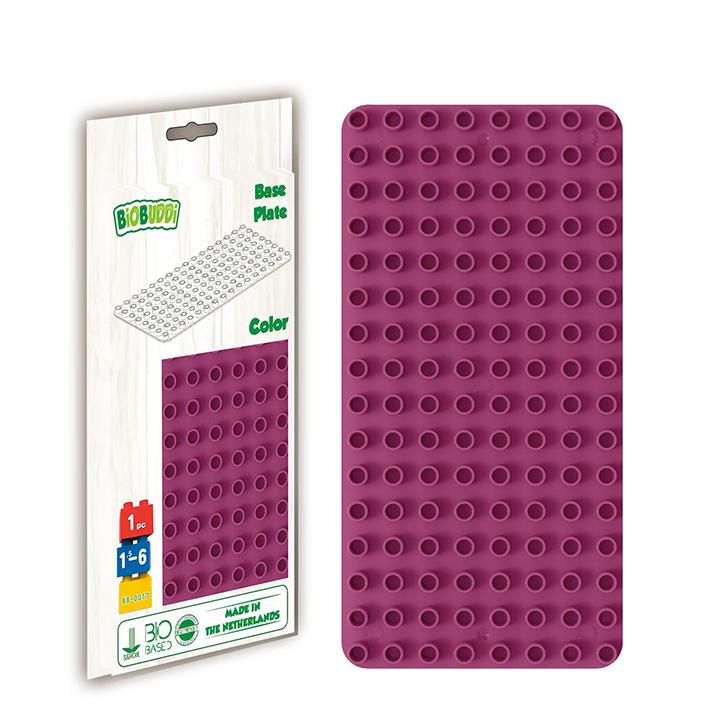 BiOBUDDi Baseplate – Pink