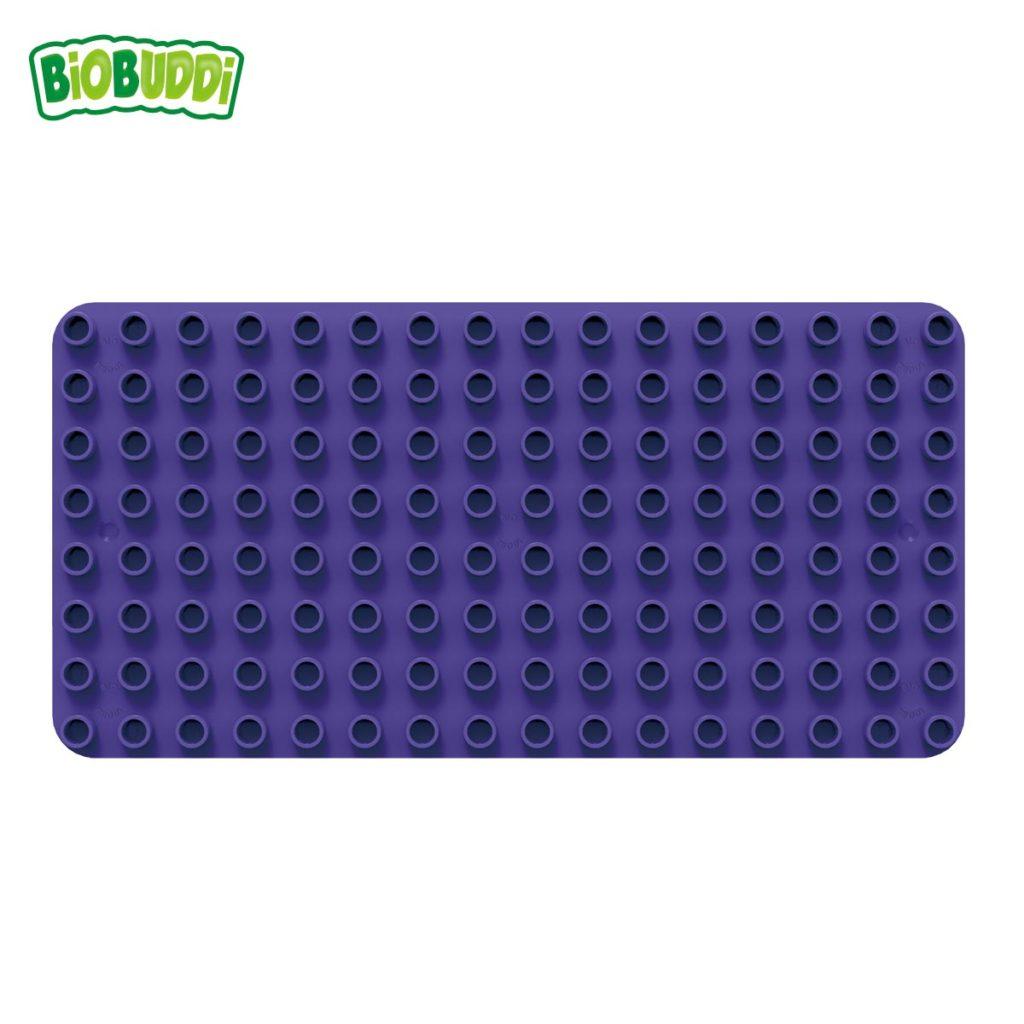 BiOBUDDi Baseplate – Purple