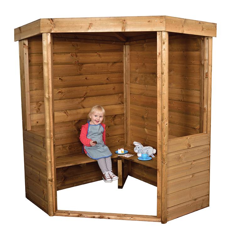 Children's Corner Arbour (With Installation)