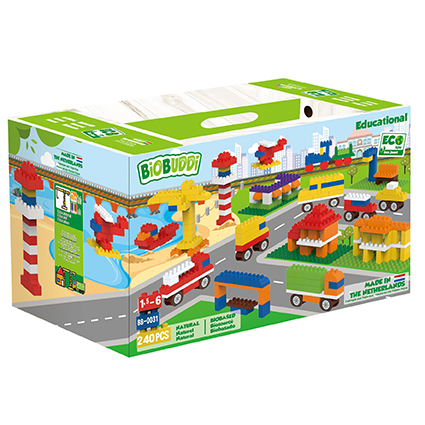 BiOBUDDi City Education Set