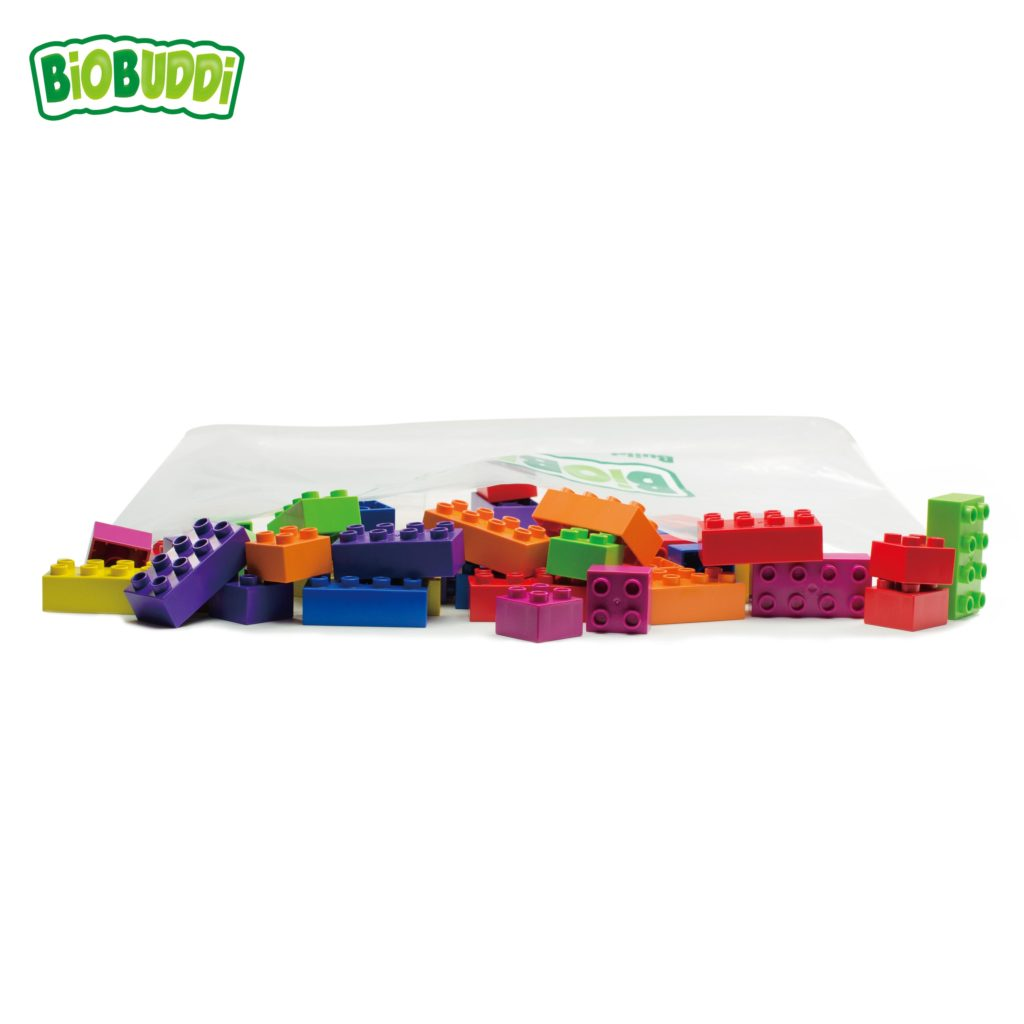 BiOBUDDi – 50 Building Blocks Assortment