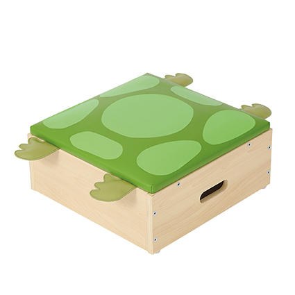 Toddler Playset – Tortoise Platform