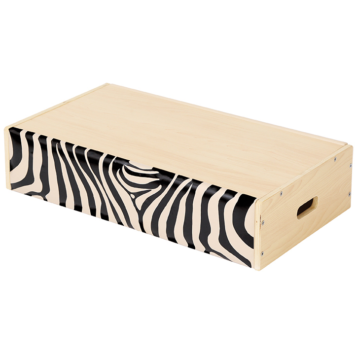 Toddler Playset – Zebra Road