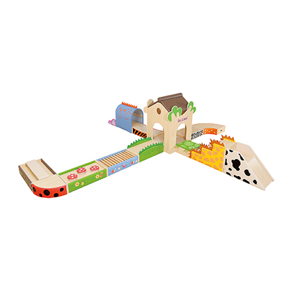 Toddler Playset – Complete Set