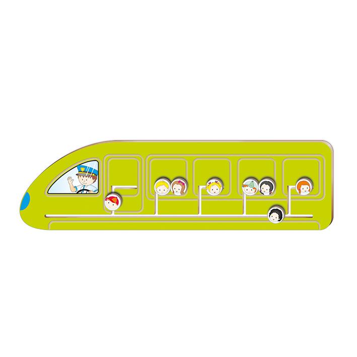 Train Sensory Panel