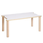 Alps Rectangular Table H460mm