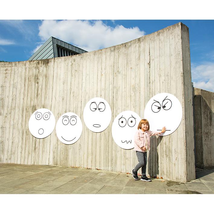 Emotions Whiteboards (Set of 5)