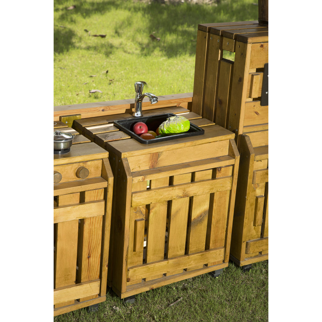 Outdoor Kitchen Set