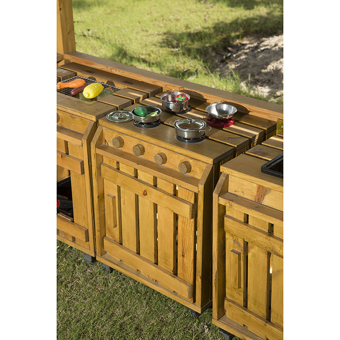 Outdoor Kitchen Oven