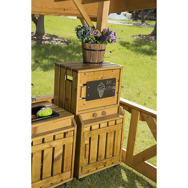 Outdoor Kitchen Tall Refrigerator