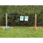 Outdoor Free Standing Washing Line