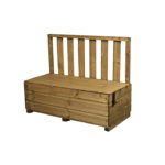 Outdoor Storage Bench (Delivery Only)